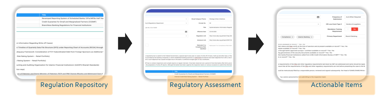 Regulatory Assessment